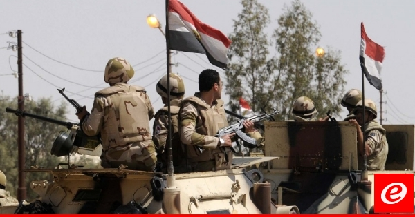 الجيش المصري: مقتل سبعة ارهابيين في عمليات تمشيط ومداهمة بوسط سيناء