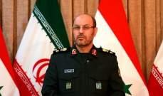 دهقان: لا يمكن إضعاف إيران وستبقى صامدة ومتمسكة بثوابتها