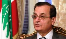 منصور: رسالة الرؤساء الخمسة من هي لإثبات أن في لبنان شرخ سياسي