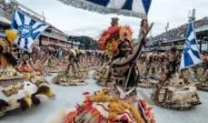 السياسة طغت على مهرجان ريو دي جانيرو الاستعراضي