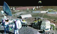 استعمار الانسان للقمر يبدأ في العام 2020