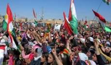 أكراد سوريا يشكلون جيشا وحكومة وبرلمانا برعاية أميركية-روسية