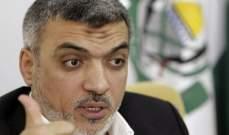 عزت الرشق: أمير قطر قرر دفع رواتب موظفي غزة البالغة 113 مليون ريال