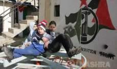 حماس: انخفاض بنسبة 23 بالمئة بعدد النازحين الفلسطينيين من سوريا الى لبنان