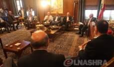 بري تعليقا على رسالة الرؤساء الخمسة: 13 قمة عربية أكدت على ثلاثية الجيش والشعب والمقاومة