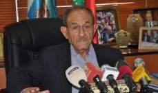 """حركة """"امل"""" نعت رئيس اتحاد بلديات صور عبد المحسن الحسيني"""