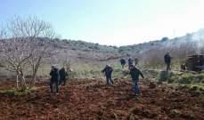 النشرة: تحركات لافتة للجيش الاسرائيلي بالقرب من محور ميس الجبل