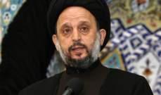 فضل الله: للتنبه من فتنة يسعى المتطرفون لإشعالها بين المسلمين والأقباط