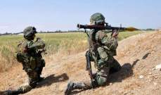 النشرة: الجيش السوري يقتل 4 عملاء لإسرائيل في محور التلول الحمر بيت جن