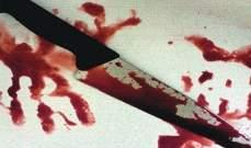 النشرة: سوري حاول طعن امرأة في بلدة الأنصارية بهدف السرقة