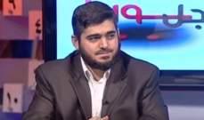 """محمد علوش: """"الهيئة العليا للمفاوضات"""" ستلتقي مع مسؤولين روس بمحادثات جنيف"""