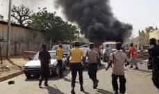 مقتل أربعة أشخاص في انفجار أنبوب لنقل الغاز جنوب نيجيريا