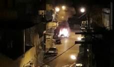 النشرة : هدوء حذر يسود مخيم عين الحلوة عقب اشكال اسفر عن سقوط جريح