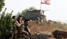 النشرة: الجيش وضع مكعبات اسمنتية بالقرب من البوابة الاسرائيلية بمزرعة بسترا
