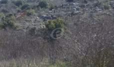 النشرة:جنود اسرائيليون يجتازون الشريط الشائك ويتمركزون قرب الكاميرات