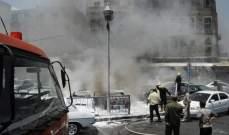 مصدر سوري للنشرة: القاء القبض على انتحاريين في منطقة الربوة بدمشق