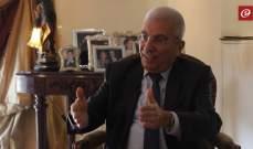غاريوس: موقف الرئيس عون عن الستين حث للأفرقاء على التوصل الى قانون