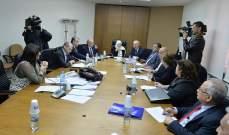 اجتماعات للجان النيابية للبحث في عدد من اقتراحات القوانين