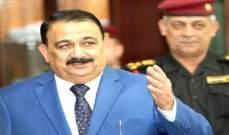 """وزير الدفاع العراقي: العراق انتصر في حربه على الإرهاب و""""داعش"""" انتهى"""