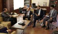 بو عاصي بحث والامير تركي بن طلال سبل التوعية ضد المخدرات