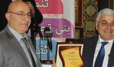 رئيس بلدية برج البراجنة: سنسعى لوضع البلدة المقاومة على خارطة لبنان الاقتصادية
