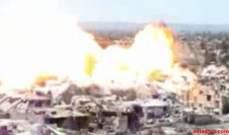 الجماعات المسلحة في جوبر توجه نداءات استغاثة لاجلاء جرحاها