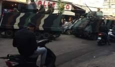 اشتباكات مسلحة في الليلكي بين الاستقصاء ومسلحين واعتقال عصابة مخدرات