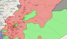النشرة: الجيش السوري حققتقدما كبيراً في محور ريف حمص