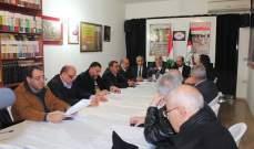 لقاء الأحزاب: رسالة الرؤساء السابقين استهدفت رئيس الجمهورية