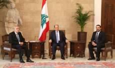 المستقبل: التلاقي بين الرئيس والحريري وبري لابد أن ينتج عنه قانون جديد