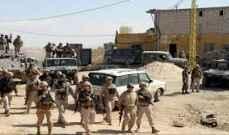 وفد عسكري رفيع المستوى يزور منطقة عرسال وسط انتشار كثيف للجيش