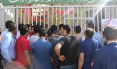 النشرة: تمديد مهلة الاقتراع  في الانتخابات الايرانية ساعتين اضافيتين