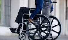 كرسي متحرك لمرضى الشلل يعمل بالنظرات