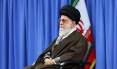 خامنئي: احتفال انتخابات اظهر لمعان عزم الشعب الايراني أمام العالم