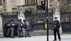 نائب رئيس البرلمان البريطاني: تعليق العمل في البرلمان بعد إطلاق النار