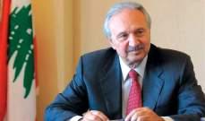 الصفدي بحث مع السفير السعودي الأوضاع السياسية في لبنان والمنطقة