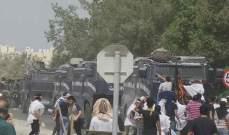 قتيل ومئة جريح بإطلاق قوات الأمن البحرينية النارعلى متظاهرين الدراز
