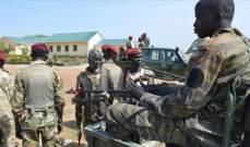 الجيش السوداني يؤكد إحكام سيطرته على المناطق الحدودية