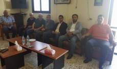وفد من حزب الله زار فتح في الرشيدية: المقاومة مستمرة على طريق تحرير فلسطين
