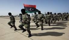 الجيش الوطني الليبي يسيطر على قاعدة تمنهنت الجوية جنوب  ليبيا