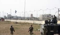 الجيش التركي: بلدة تركية على الحدود تعرضت لهجوم صاروخي من سوريا