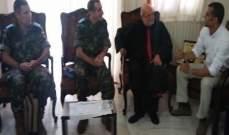 النشرة: جولة في الجنوب لقائد القطاع الشرقي الجديد في اليونيفيل
