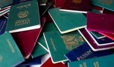 تعرف الى معاني ألوان جوازات السفر حول العالم
