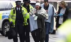 الشرطة البريطانية: ارتفاع عدد ضحايا هجوم لندن الى 4 قتلى و20 جريحا