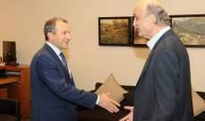 انتخابات الزعامة بين جعجع وباسيل وسامي الجميّل