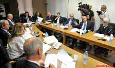 مصدر نيابي للأخبار: جلسة لجنة المال لن تتطرق للنقاش التفصيلي بالموازنة