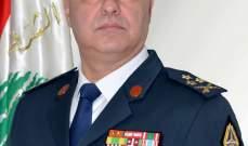 قائد الجيش عرض مع رعد وصفا الاوضاع العامة في البلاد