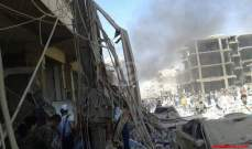 انفجار عبوة ناسفة على دوار اسكندرون بشارع الخليج في القامشلي والأضرار مادية
