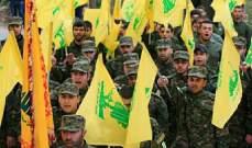 حزب الله مرتاب...