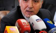 عيتاني: انصح الناس بتوخي الحذر من بحر بيروت لارتفاع مستوى البكتيريا